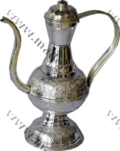 Brass Kendy 3 - Silver Plated