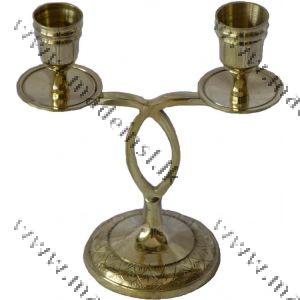 Brass Candle Holder 7